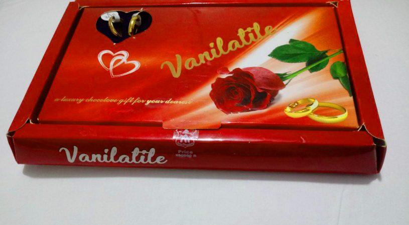 هایپر تره بار | شکلات ولنتاین
